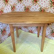 Для дома и интерьера handmade. Livemaster - original item Dining table solid oak. Handmade.