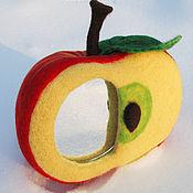 Для дома и интерьера ручной работы. Ярмарка Мастеров - ручная работа Яблочный блик 2. Handmade.