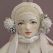 Куклы и игрушки ручной работы. Ярмарка Мастеров - ручная работа Светлый ангел. Handmade.