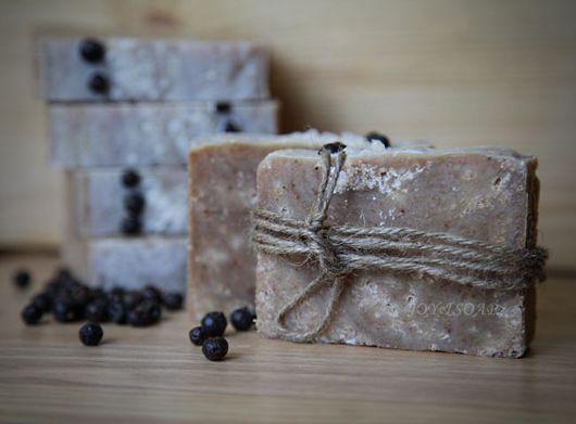 Натуральное мыло JOYSOAP `Можжевельник`