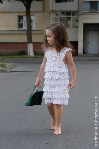 """Одежда для девочек, ручной работы. Ярмарка Мастеров - ручная работа. Купить Платье """"Подружка невесты"""". Handmade. Платье для девочки"""