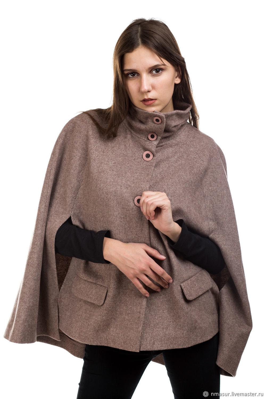 вашим пальто кейп фото если женщина осознаешь