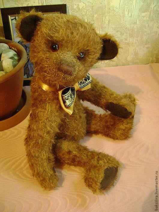 Мишки Тедди ручной работы. Ярмарка Мастеров - ручная работа. Купить Мишка Тедди Никита. Handmade. Мишки тедди, teddybear