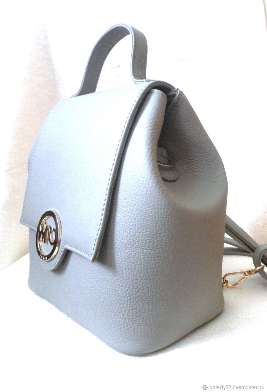 55747245d9b7 Рюкзак трансформер кожаный. Leather accessories. Интернет-магазин Ярмарка  Мастеров ...