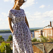 Одежда handmade. Livemaster - original item Tank dress