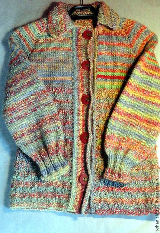 Кофты и свитера ручной работы. Ярмарка Мастеров - ручная работа. Купить кофта детская. Handmade. Детская одежда, натуральная шерсть