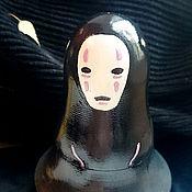 """Куклы и игрушки ручной работы. Ярмарка Мастеров - ручная работа неваляшка """"Господин Безликий"""". Handmade."""