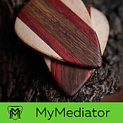 Музыкальные инструменты handmade. Livemaster - original item The Mediator Multi Wood - 03. Handmade.
