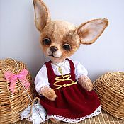 Куклы и игрушки ручной работы. Ярмарка Мастеров - ручная работа Пастушка Джейн. Handmade.