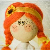 Куклы и пупсы ручной работы. Ярмарка Мастеров - ручная работа Лея. Handmade.
