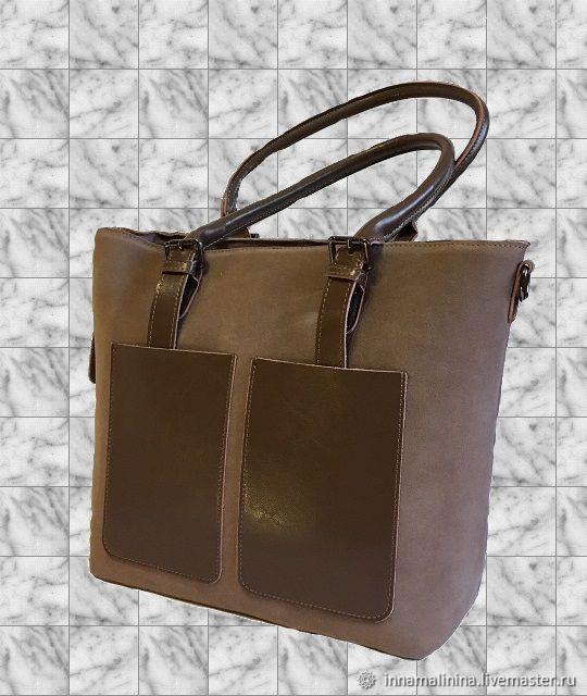 66ac08d3042a Женская замшевая сумка бежевая натуральная кожа и замша – купить в ...