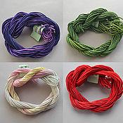 Материалы для творчества handmade. Livemaster - original item Viscose cord, price per 1 meter. Handmade.