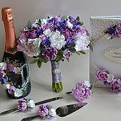 Свадебный салон ручной работы. Ярмарка Мастеров - ручная работа Свадебный комплект +подарок Мега рамка+бесплатная достака. Handmade.