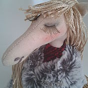 Куклы и игрушки ручной работы. Ярмарка Мастеров - ручная работа Красотка. Handmade.