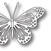 Материалы для творчества ручной работы. Ярмарка Мастеров - ручная работа Форма  98745  для Вырубки Lunette Butterfly. Handmade.