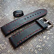 Аксессуары handmade. Livemaster - original item Watch straps 22mm. Handmade.