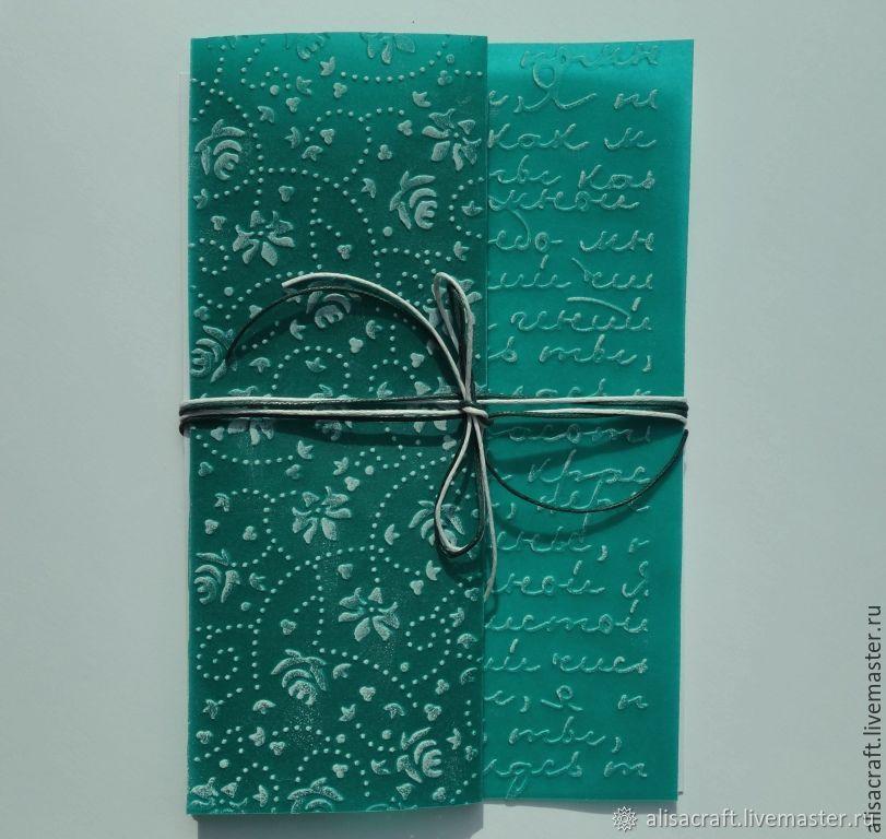 Месяцев, бумага калька открытки
