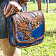 Handbag female leather. Classic Bag. schwanzchen. Online shopping on My Livemaster.  Фото №2