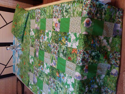 Текстиль, ковры ручной работы. Ярмарка Мастеров - ручная работа. Купить Лесная поляна. Handmade. Подарок на любой случай