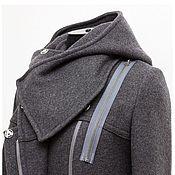 Одежда handmade. Livemaster - original item Winter coat Gainsborough, loden, wool. Handmade.