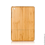 Сумки и аксессуары ручной работы. Ярмарка Мастеров - ручная работа Деревянный чехол для iPad mini. Handmade.
