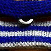Сумки и аксессуары handmade. Livemaster - original item Knitted cover for iphone se 1, 6, 6plus, 7, 7plus, 8, 8plus, x. Handmade.