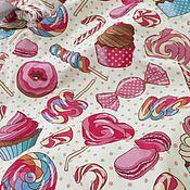 Материалы для творчества ручной работы. Ярмарка Мастеров - ручная работа Трикотажные ткани в наличии. Handmade.