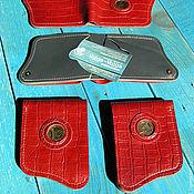 Подарки к праздникам handmade. Livemaster - original item wallet butterfly of the USSR. Handmade.