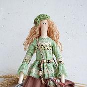 Куклы и игрушки ручной работы. Ярмарка Мастеров - ручная работа Кукла тильда Майя, текстильная кукла, интерьерная кукла. Handmade.