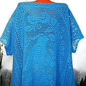 Одежда handmade. Livemaster - original item Tunic. Bird of Paradise.. Handmade.