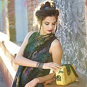 """Одежда ручной работы. Ярмарка Мастеров - ручная работа Войлочное платье """"Felt. Street style"""". Образ № 1. Handmade."""