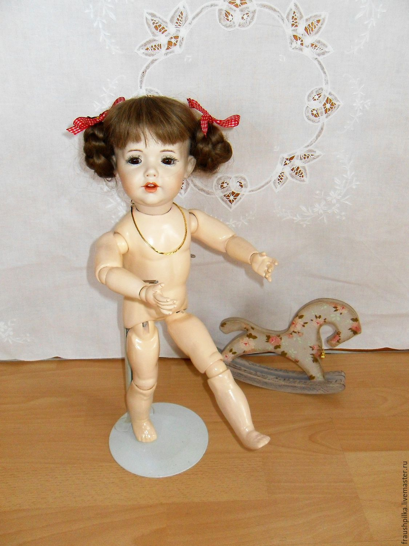 Фарфоровая кукла мастер-класс