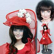 Куклы и игрушки ручной работы. Ярмарка Мастеров - ручная работа Маша-Барби шарнирная портретная кукла. Handmade.