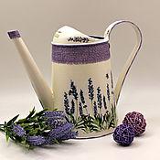 Цветы и флористика handmade. Livemaster - original item Lake Darling lavender decoupage. Handmade.