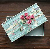 Коробочка для денег или подарка