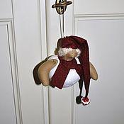 Куклы и игрушки ручной работы. Ярмарка Мастеров - ручная работа Гномики-подвески. Handmade.