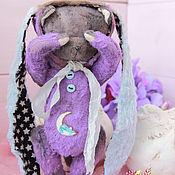 Куклы и игрушки ручной работы. Ярмарка Мастеров - ручная работа волчок в пижамке. Handmade.