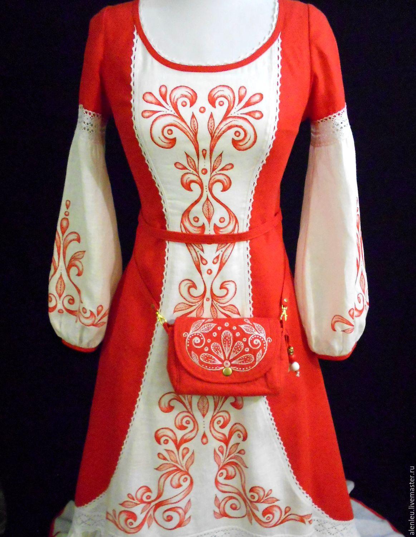 Славянская Одежда Купить