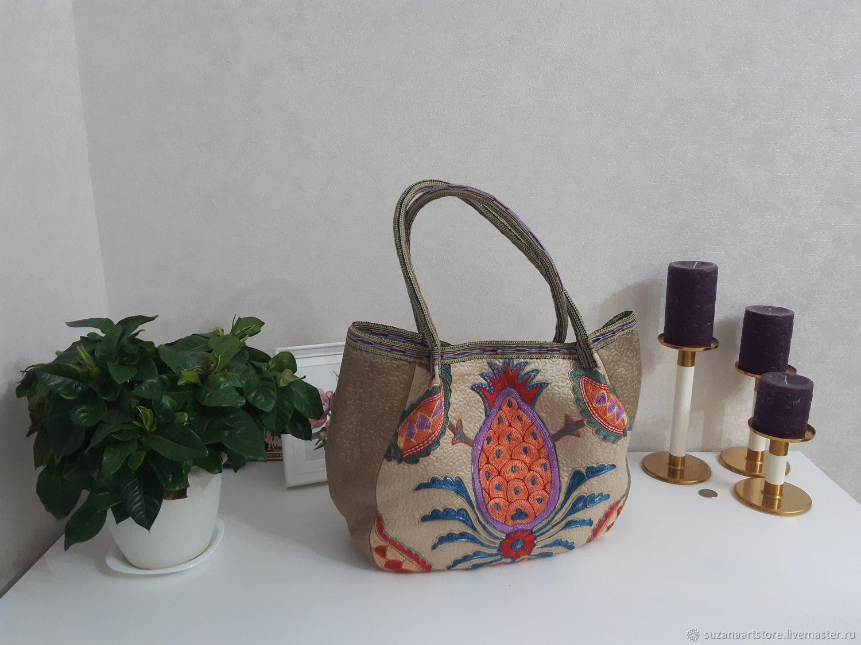 Узбекская сумка ручной работы, Классическая сумка, Москва,  Фото №1