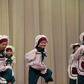 """Одежда ручной работы. Ярмарка Мастеров - ручная работа Танец """" Поварята"""". Handmade."""