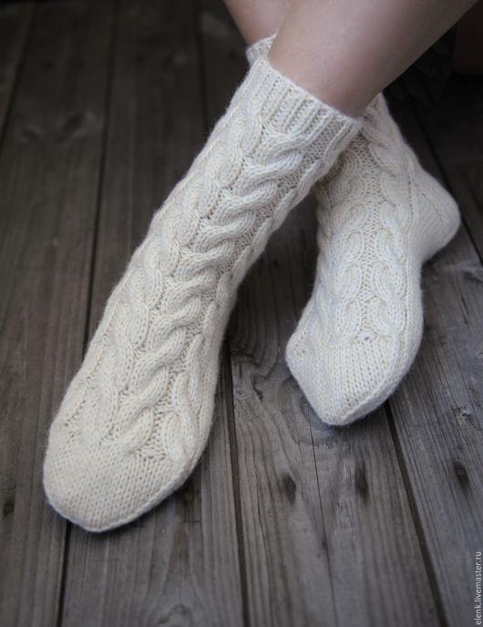 Носки вязаные Comfort. Носки, чулки ручной работы. Elen-K. Ярмарка Мастеров.