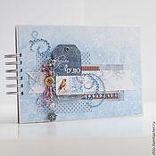 Канцелярские товары ручной работы. Ярмарка Мастеров - ручная работа Зима на пороге. Handmade.