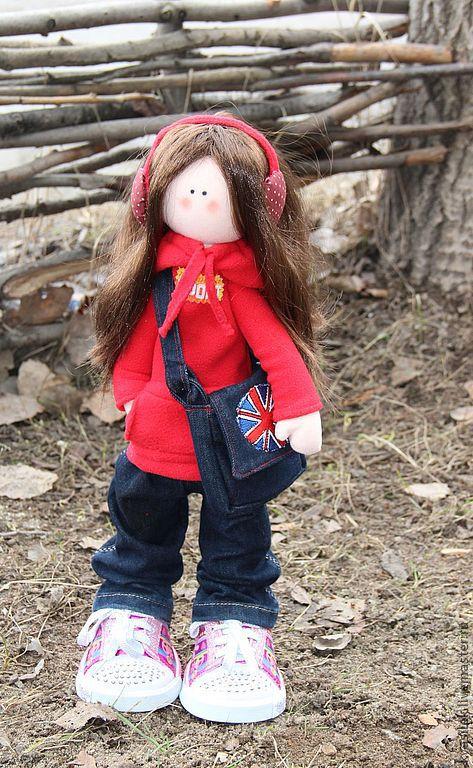 Куклы Тильды ручной работы. Ярмарка Мастеров - ручная работа. Купить Тася. Handmade. Интерьерная кукла, кукла ручной работы
