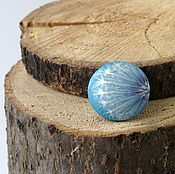 handmade. Livemaster - original item Brooch dandelion. Handmade.
