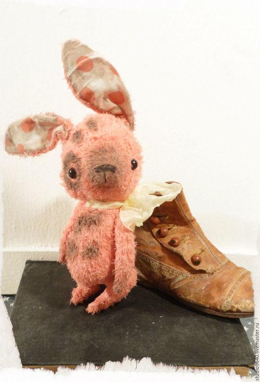 Мишки Тедди ручной работы. Ярмарка Мастеров - ручная работа. Купить Only Kings Rabbit 486. Handmade. Комбинированный, винтаж