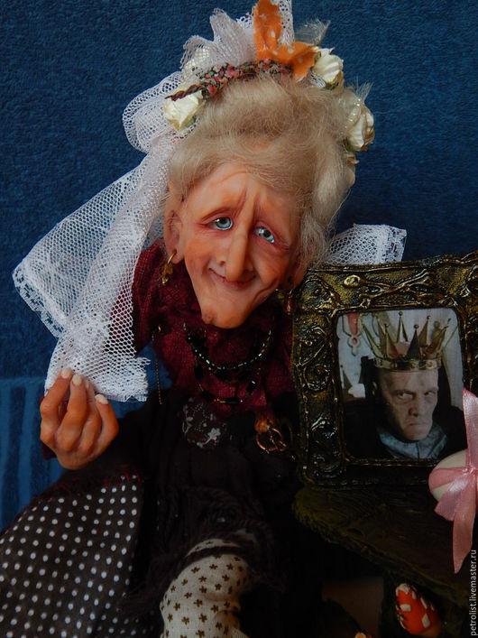 Коллекционные куклы ручной работы. Ярмарка Мастеров - ручная работа. Купить АХ ЭТА СВАДЬБА,СВАДЬБА....повтор работы. Handmade.