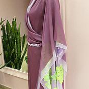 """Одежда ручной работы. Ярмарка Мастеров - ручная работа Платье """"Зеленый чай 2"""". Handmade."""
