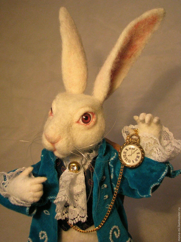 Кролики куклы своими руками 96