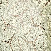 """Одежда ручной работы. Ярмарка Мастеров - ручная работа Скидка 20 %! Летний пуловер """" Цветочная мельница"""". Handmade."""