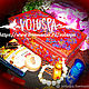 'The Red Queen.Charms of Lemuria', women's box, VIP. Casket. Voluspa. My Livemaster. Фото №5